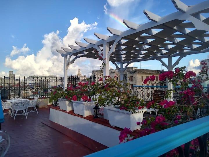 Terraza Vista Habana. Room 2