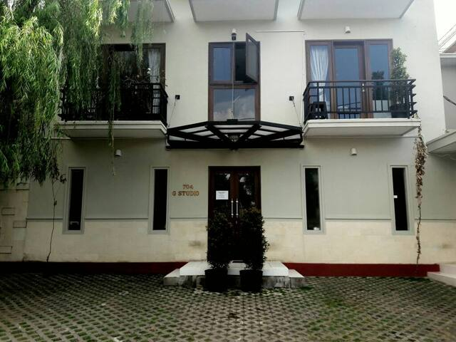 Room 1 at G Studio, Darmo, Surabaya