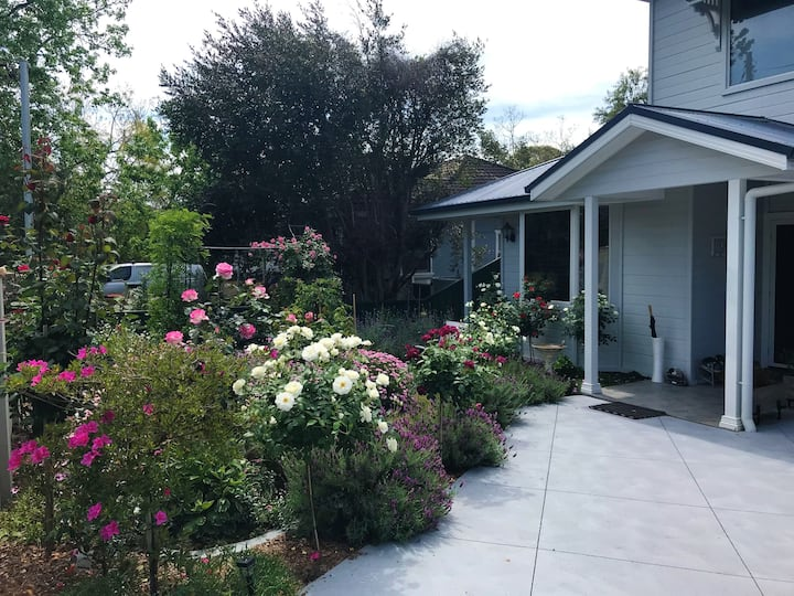 La Rose Cottage - a place to relax