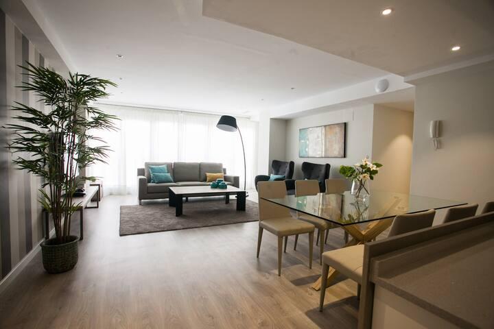 Salitre Premium 4 bedrooms Apartment - มาลาก้า - อพาร์ทเมนท์