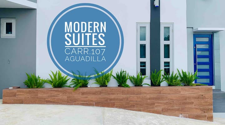 Modern Suite #2 - Best Location / Super Spacious