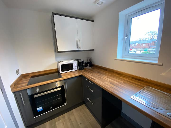 4 Person Flat - Newly Refurbished - Town Centre