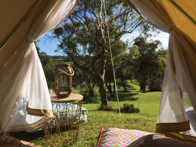 Iluka Retreat Glamping Experience - Red Hill South - Tenda