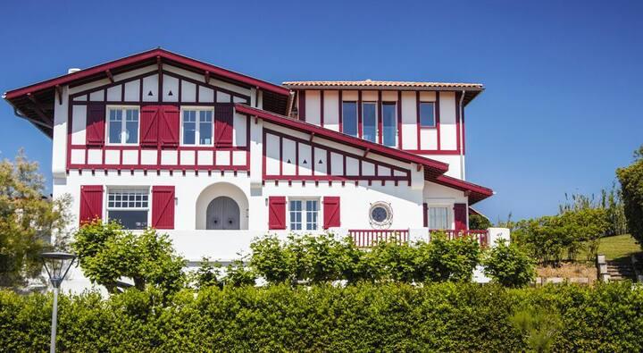 Villa Bidart at Nouvelle-Aquitaine