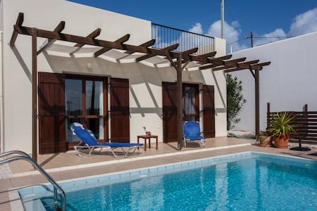 Cosy Villa with private pool! - Darmarochori