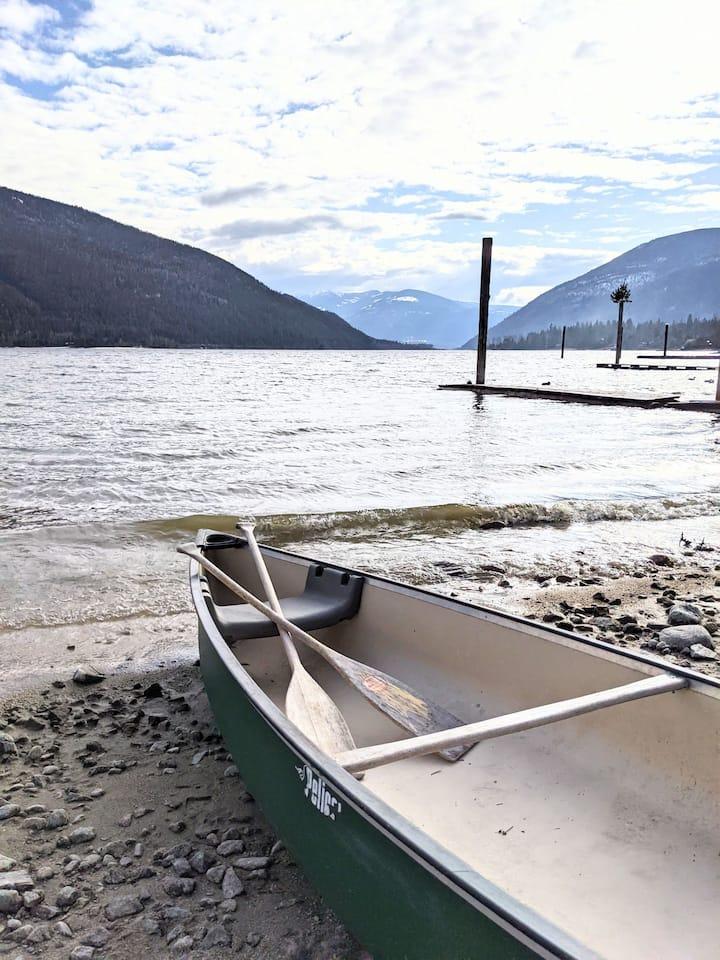 Getaway Cabins Water Front