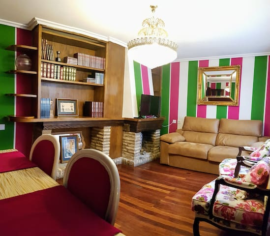 La casa de Begoña, 140 m2, centro de Laguardia.