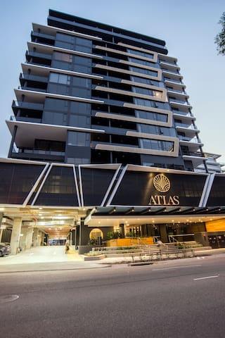 Atlas - One bedroom Apartment