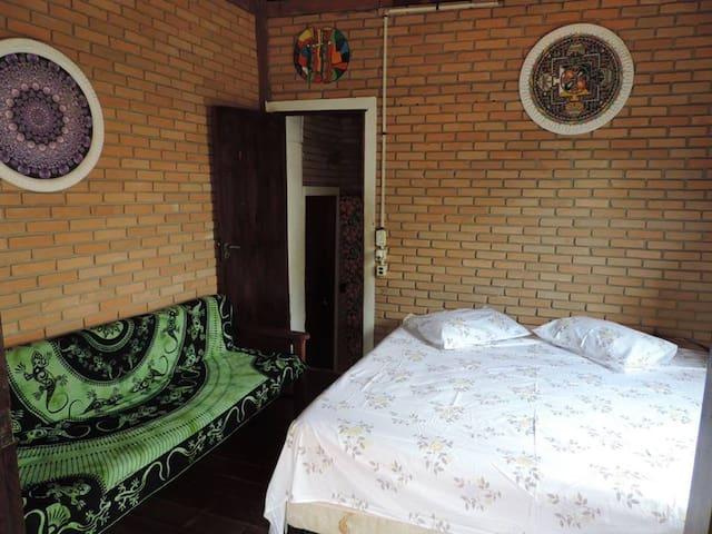 Escondidinho Flat - Trindade - Serviced apartment