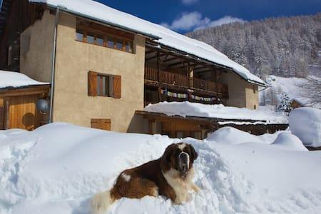 Chambres d'hôtes de charme -Alpes. - Arvieux