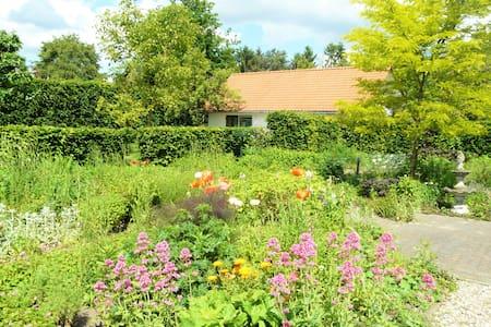 Buitenleven op de Veluwe! - Zomerhuis/Cottage