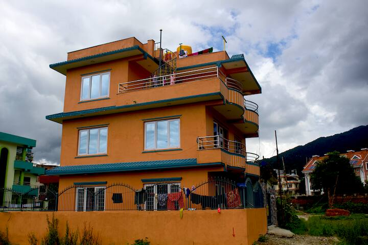 Divya Home (a family home)