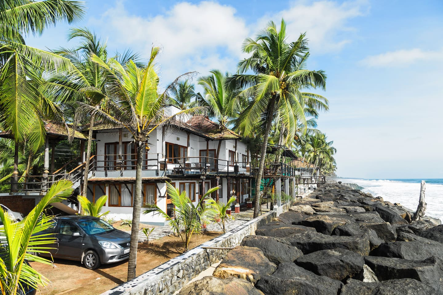 36 Palms Boutique Retreat 36palmskochi Keralasea View Room Villas For Rent In Vypin Kl