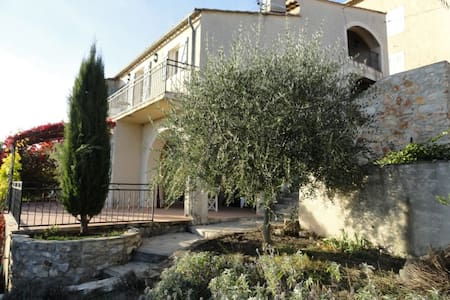 """Rominou's Garden"" a peaceful house in Provence - Seillons-Source-d'Argens - House"
