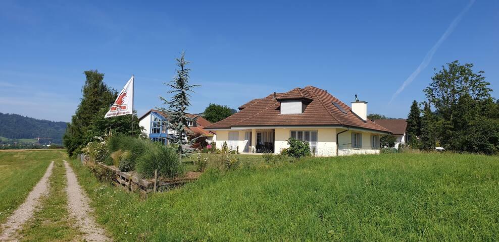 2-Zimmer Wohnung in Neftenbach