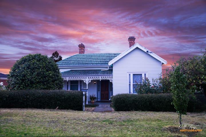 Camellia Cottage - Hamilton