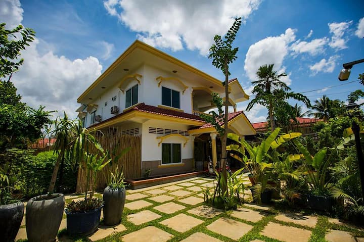 Welcome to Mario Villa Battambang city.