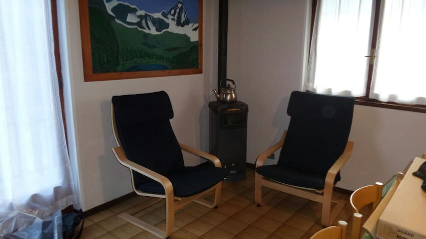 La Maisonette a Champorcher - Champorcher - Appartement