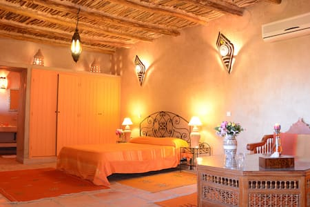 Riad Ain Khadra - Suite MANDARINE