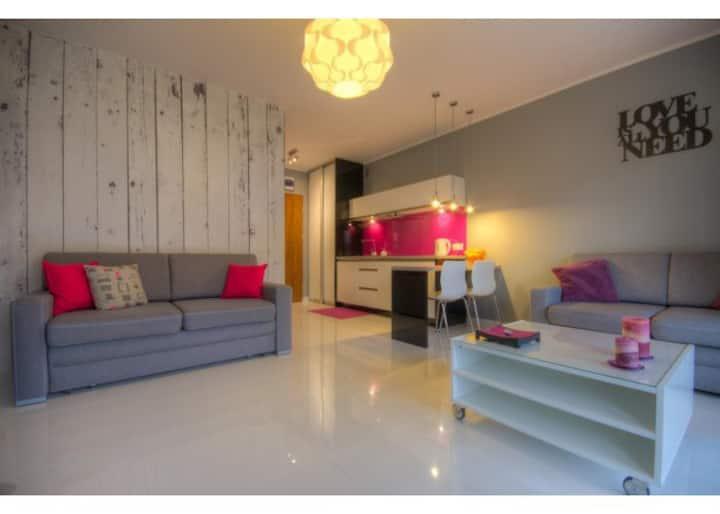 Apartamenty Paralia - Lena