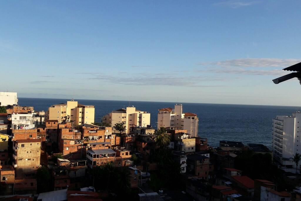 Vista do Quarto para o Mar