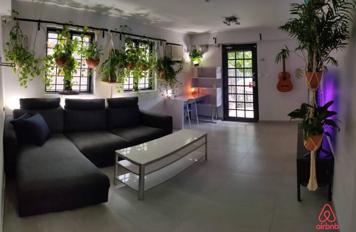 Lovely renovated Lantau House <15min walk to beach