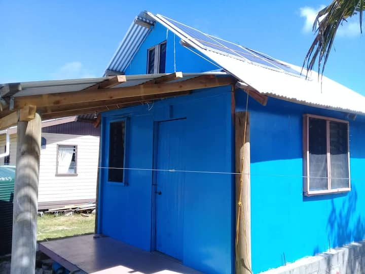 Tua's hedonistic & escapism beachfront bungalow