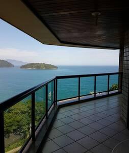 Apartament Condominio Porto Real - 3 bedrooms - Mangaratiba - Huoneisto