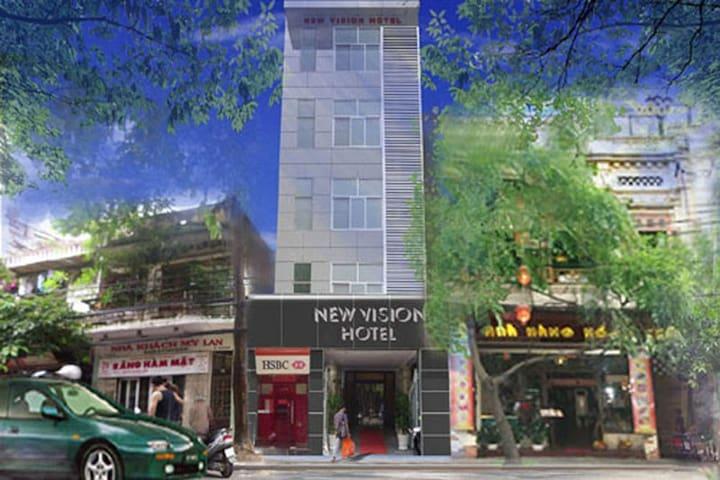 Hanoi New Vision Hotel - Hanói - Hotel boutique