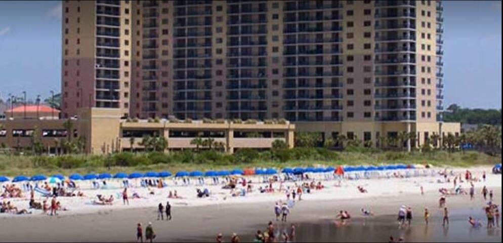 Myrtle Beach 1 Bdr Suite Ocean View