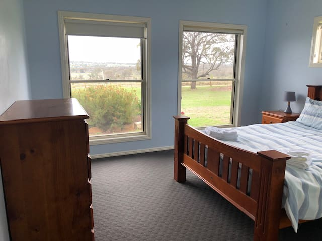 Views from 3rd bedroom