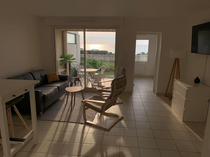 Appartement vue mer /  Apartment with sea view