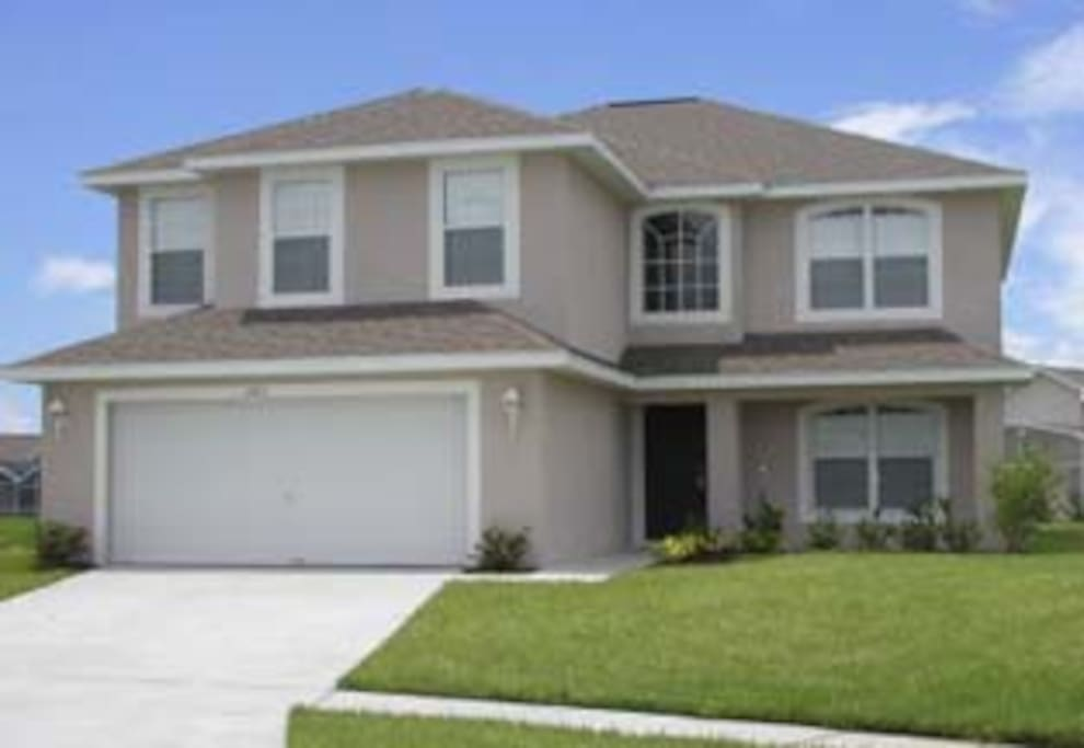 2513 Wg Large Beautiful Pet Friendly Home Houses For Rent In Kissimmee Florida United States