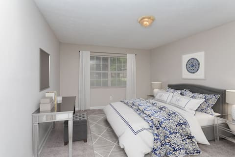 Apartment living at its finest | 1BR in Atlanta