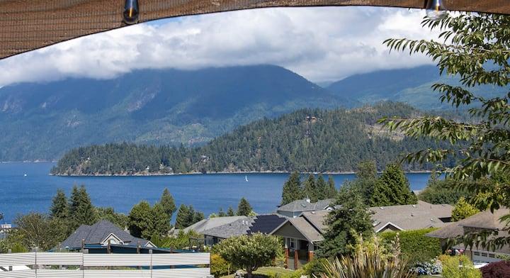 La Bella Vista-Ocean Views & Private Hot Tub