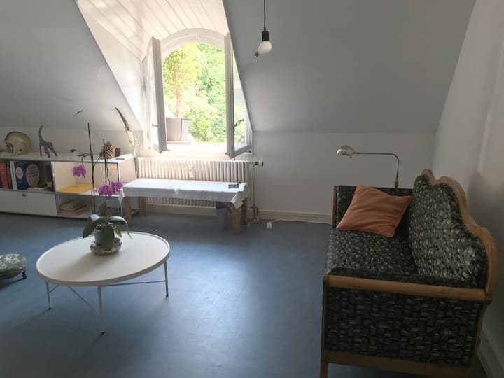 Studio close to center of Bern