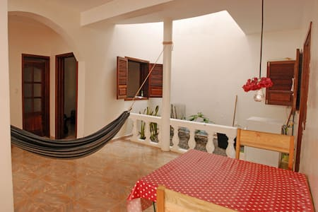 Room #1 in Self-Catering Apartment for Travellers - Tarrafal - Lejlighed