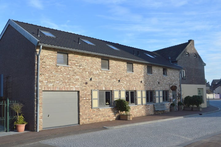 Authentic group home with warm atmosphere and high comfort in South Limburg