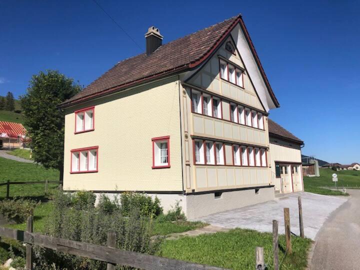 Doppelzimmer Alpstein (für 2 Pers.)