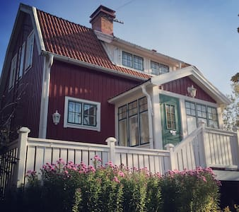 Beautiful and comfortable house near Stockholm - Sollentuna