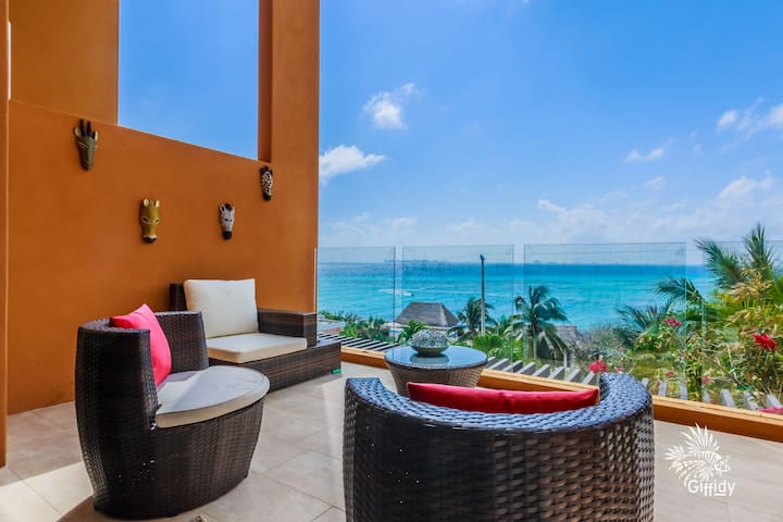 Isla Mujeres - Relax & Re-energize at Punta Sur - Isla Mujeres - Flat