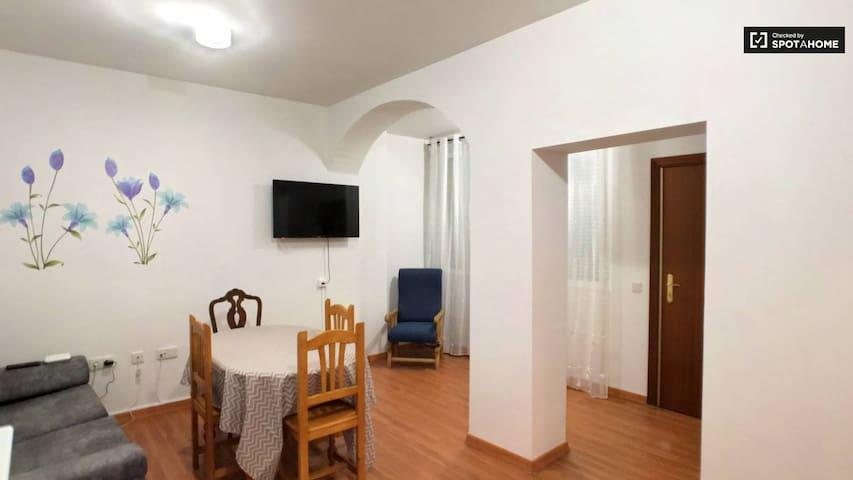 1 bedroom apt in Hernán Cortés, 5. Chueca