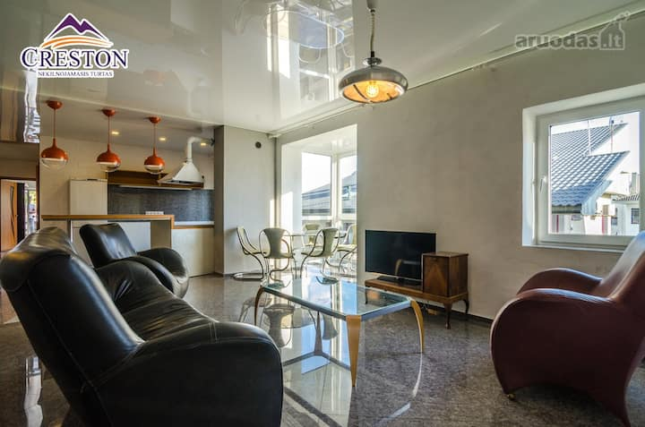 Luxury apartment in Vilnius 1