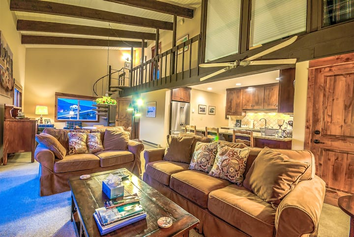 Steamboat Condo With Outdoor Hot Tub! -  Storm Meadows 455
