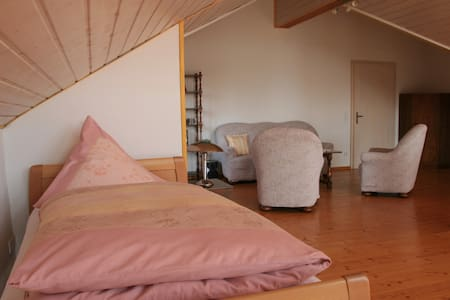 Near Tübingen: Comfortable flat with flair