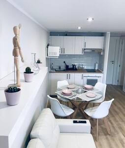 Moderno apartamento para una escapada tranquila