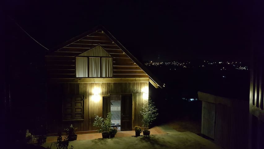 Lili's farm. A small farm with view to valley - Đà Lạt - Vacation home