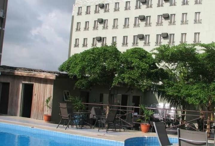 De Rembrandt Hotels & Suites....Luxurious hotel in the heart of Ikeja