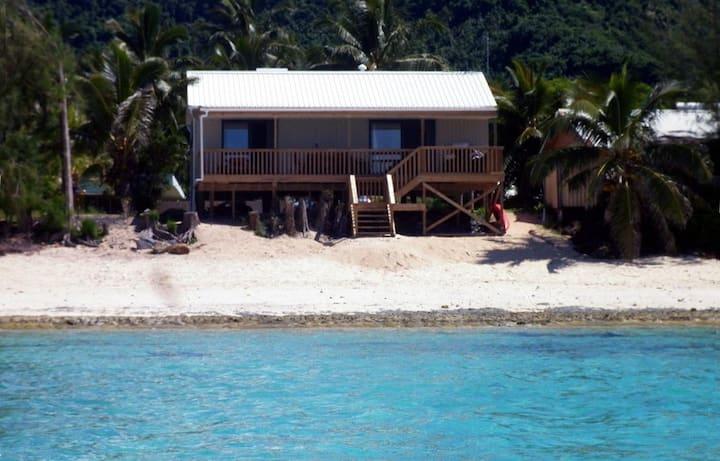 Titikaveka Club Pacific Beach House