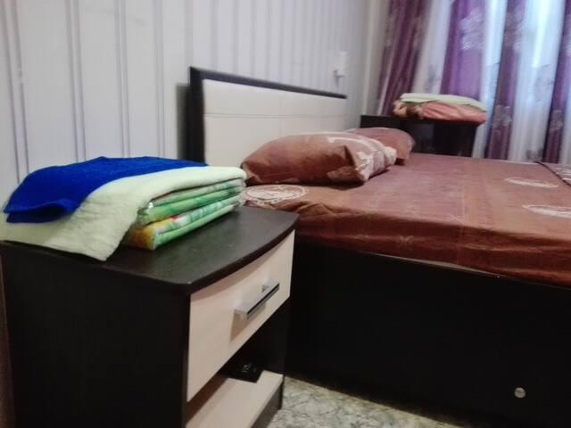 Комплект постельного белья для каждого гостя